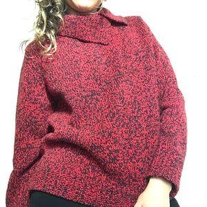 Vintage Liz Claiborne sweater size L .